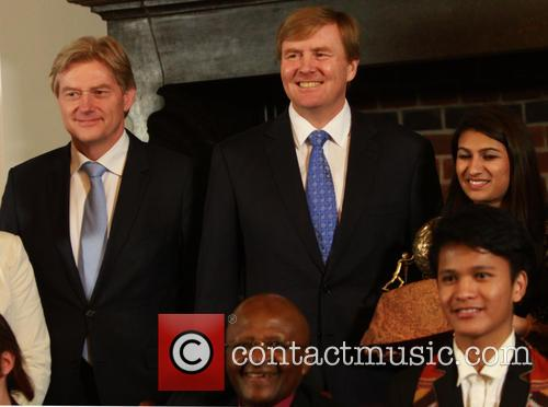 Peace, King Willem-alexander, Bishop Tutu and Neha Gupta 11