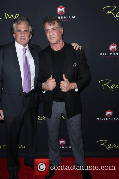 John Herzfeld and Sylvester Stallone 4