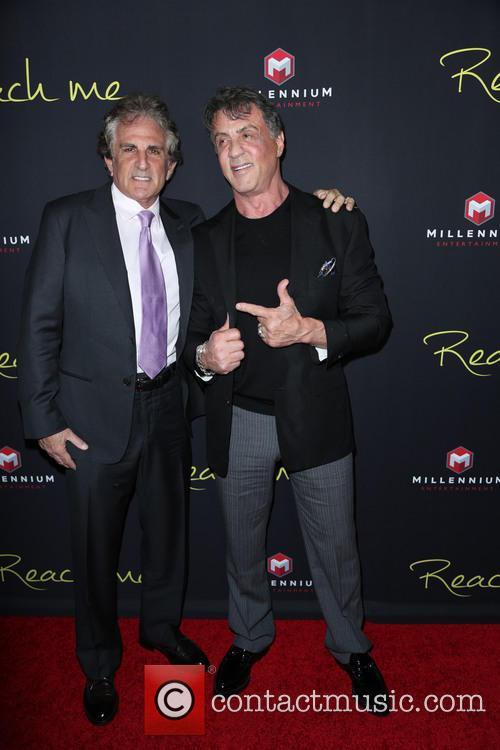 John Herzfeld and Sylvester Stallone 5