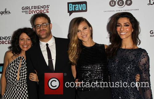 Lisa Edelstein, Paul Adelstein, Beau Garrett and Necar Zadegan