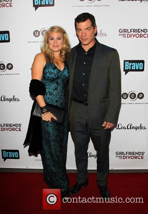 Matthew Glave and Anita Barone 2