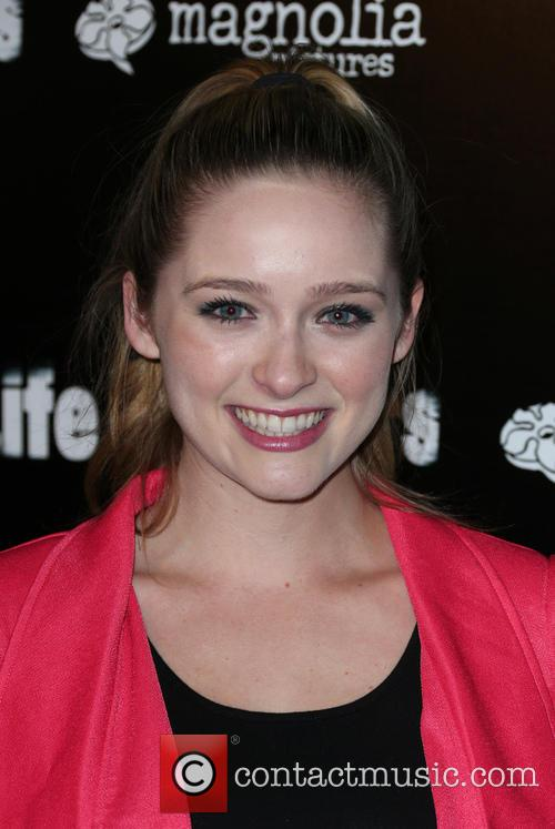 Greer Grammer at ArcLight Hollywood