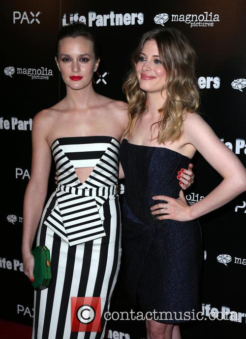 Leighton Meester and Gillian Jacobs 10