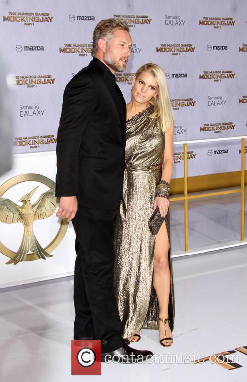 Eric Johnson and Jessica Simpson 2
