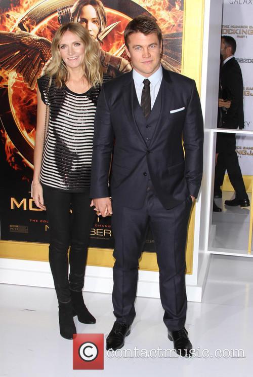 Luke Hemsworth and Samantha Hemsworth 1