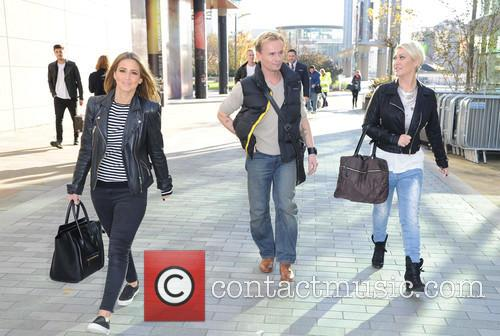 Rachel Stevens, Jon Lee and Jo O'meara