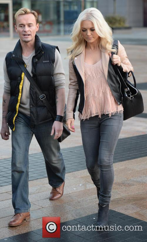Jon Lee and Hannah Spearritt 3