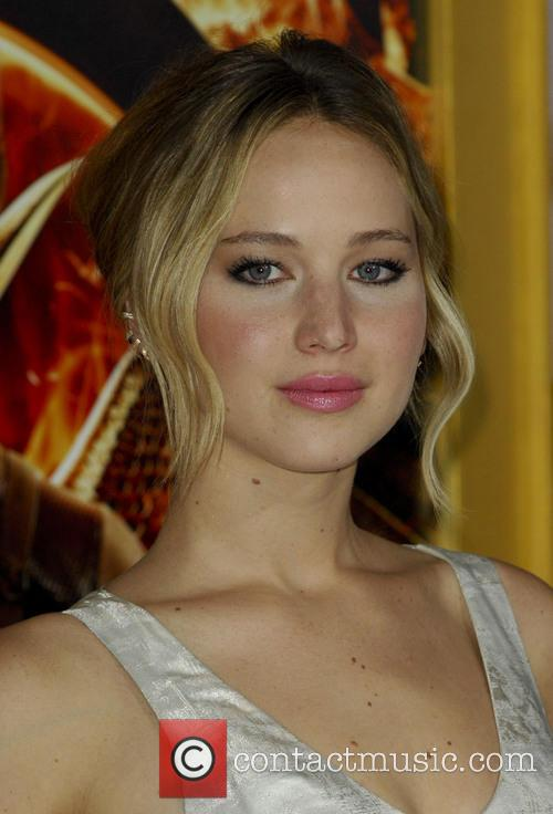 Jennifer Lawrence in Los Angeles California United States on Tuesday 18th November 2014