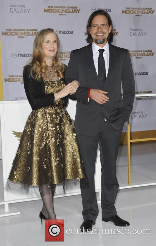 Suzanne Collins and Peter Craig 2