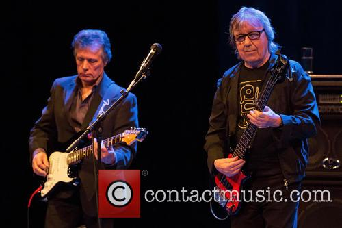 Terry Taylor and Bill Wyman 1