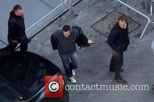 Bodyguard and Hugh Jackman 1