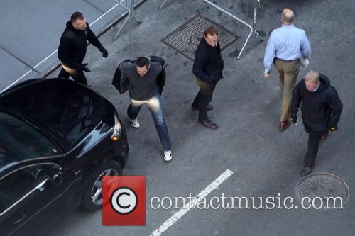 Bodyguard and Hugh Jackman 2