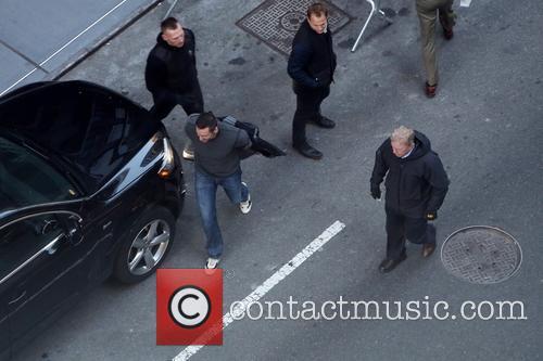 Bodyguard and Hugh Jackman 3