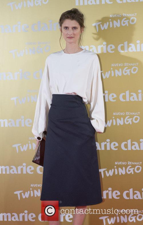 The XII Marie Claire Prix de la Moda...