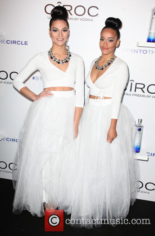 Diddy and Cîroc Angels 3