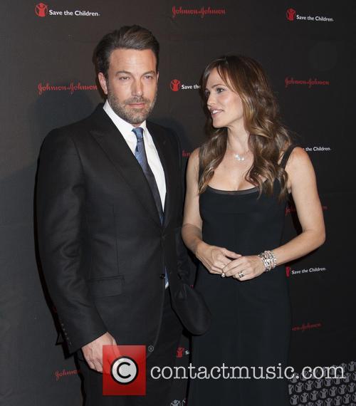 Ben Affleck and Jennifer Garner 3