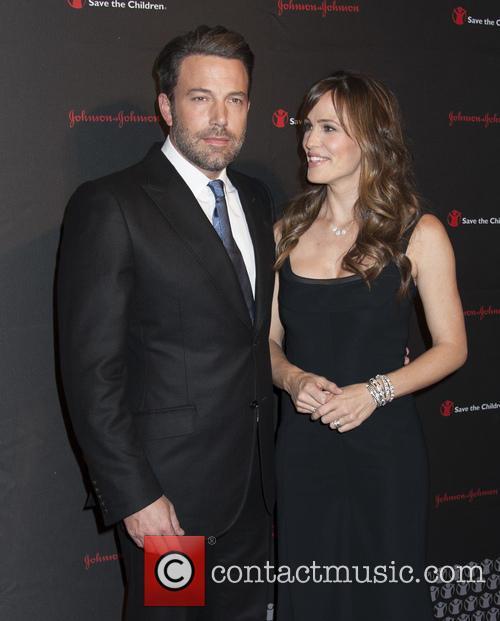 Ben Affleck and Jennifer Garner 7