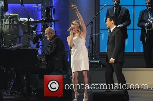 Billy Joel, Leann Rimes and Michael Feinstein 11