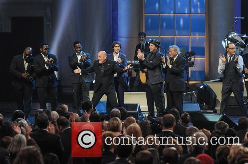 Boyz Ii Men, Billy Joel, Josh Groban, Gavin Degraw, Tony Bennett and Kevin Spacey 10