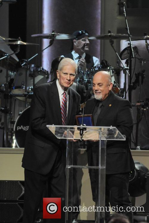 James H. Billington and Billy Joel 6