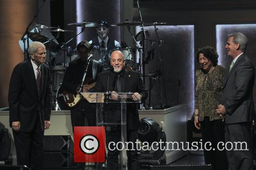 James H. Billington, Billy Joel and Sonya Sotomayor 8