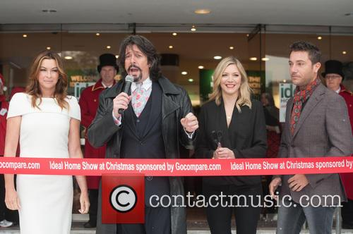 Laurence Llewelyn-bowen, Lisa Faulkner, Gino D'acampo and Suzi Perry 6