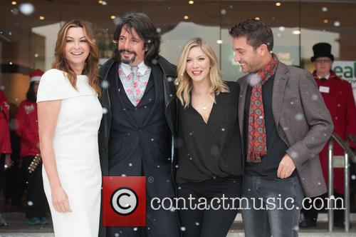 Laurence Llewelyn-bowen, Lisa Faulkner, Gino D'acampo and Suzi Perry 7