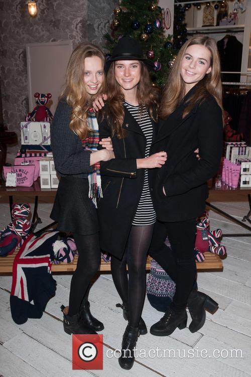 Clea, Aimee Foy and Rosie Tapner 3