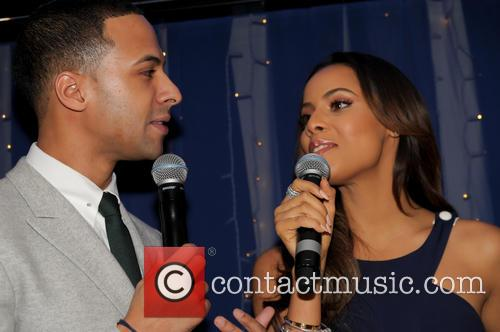 Marvin Humes and Rochelle Humes 11