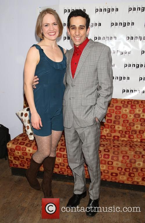 Jane Pfitsch and George Abud 5