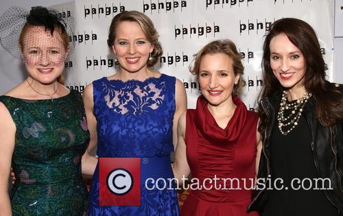 Megan Loomis, Jessica Tyler Wright, Maggie Lagis and Elizabeth A. Davis 2