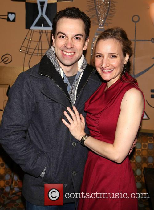 Rob Mcclure and Maggie Lagis 2