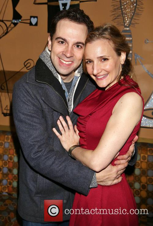 Rob Mcclure and Maggie Lagis 1
