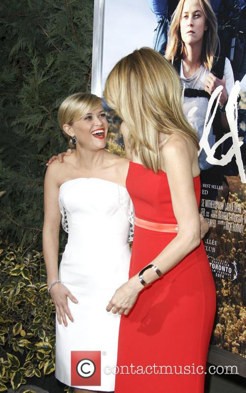 Laura Dern and Reese Witherspoon 2