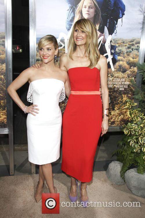 Laura Dern and Reese Witherspoon 5