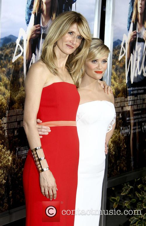 Laura Dern and Reese Witherspoon 1