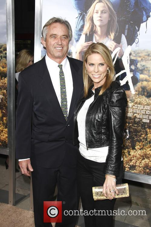 Robert F. Kennedy Jr. and Cheryl Hines 1