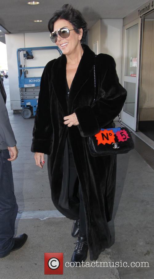 Jenner (CA) United States  city photo : kris jenner kris jenner arrives at los angeles 4473166