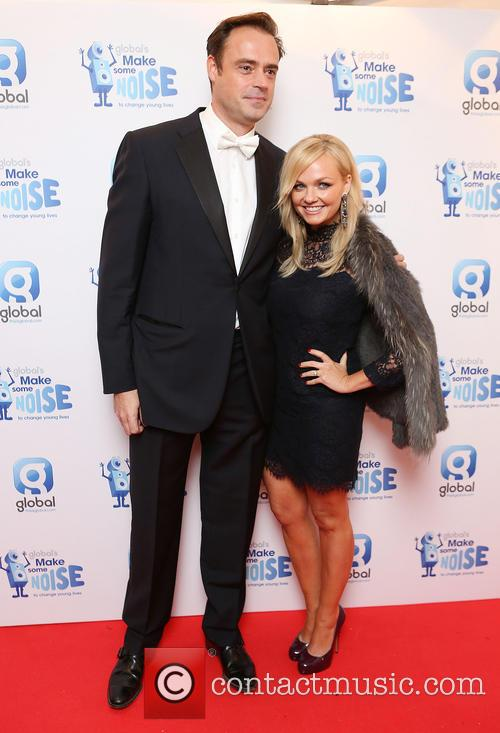 Jamie Theakston and Emma Bunton 4