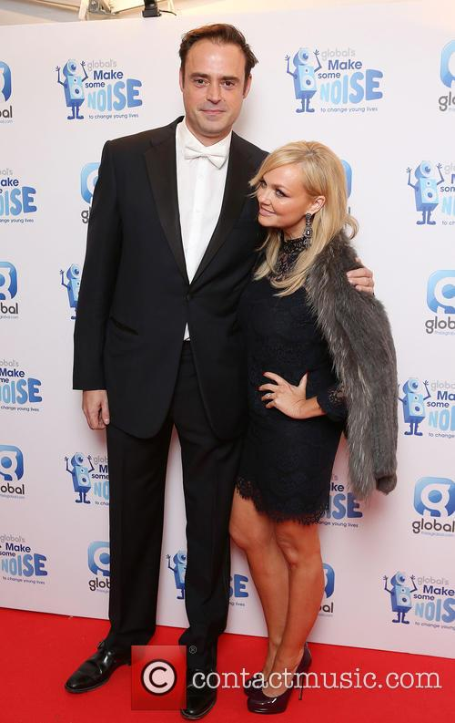 Jamie Theakston and Emma Bunton 1