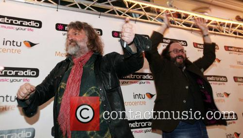 The Hairy Bikers, Si King and Dave Myers 2