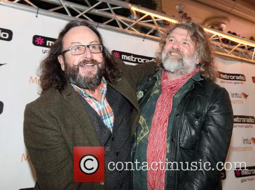 The Hairy Bikers, Si King and Dave Myers 1