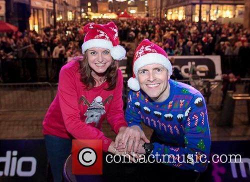 Metro Radio, Steve Furnell and Karen Wight 3