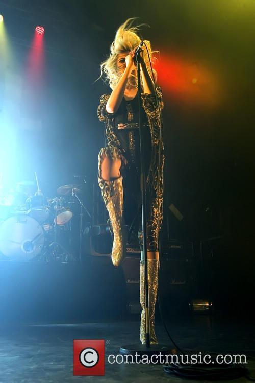 The Pretty Reckless and Taylor Momsen 5