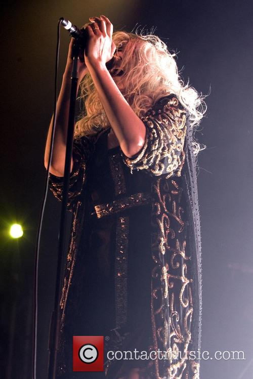The Pretty Reckless and Taylor Momsen 9