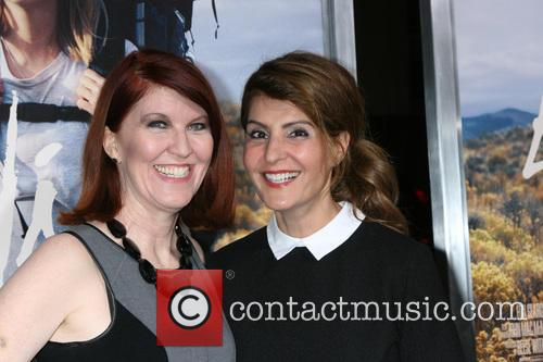 Kate Flannery and Nia Vardalos 2