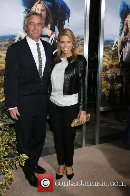 Cheryl Hines and Robert F. Kennedy Jr. 3