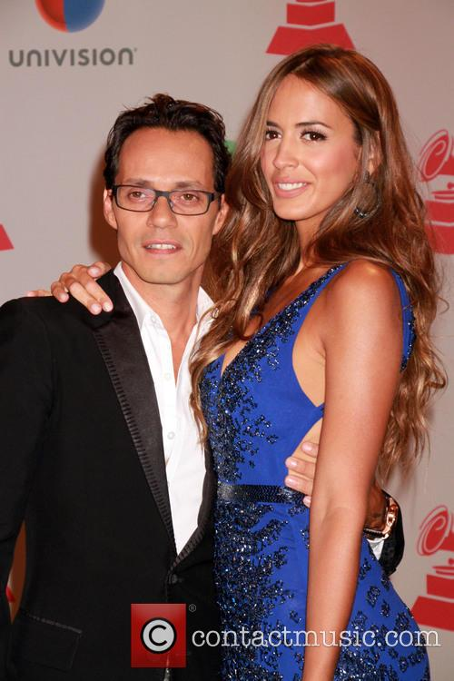 Marc Anthony and Shannon De Lima 5