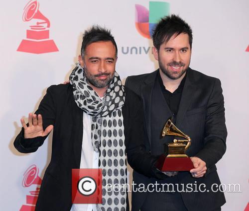 Latin Grammy Awards and Elypse Camila 10