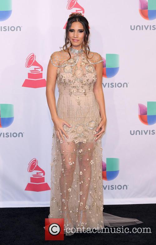 Latin Grammy Awards and India Martinez 5